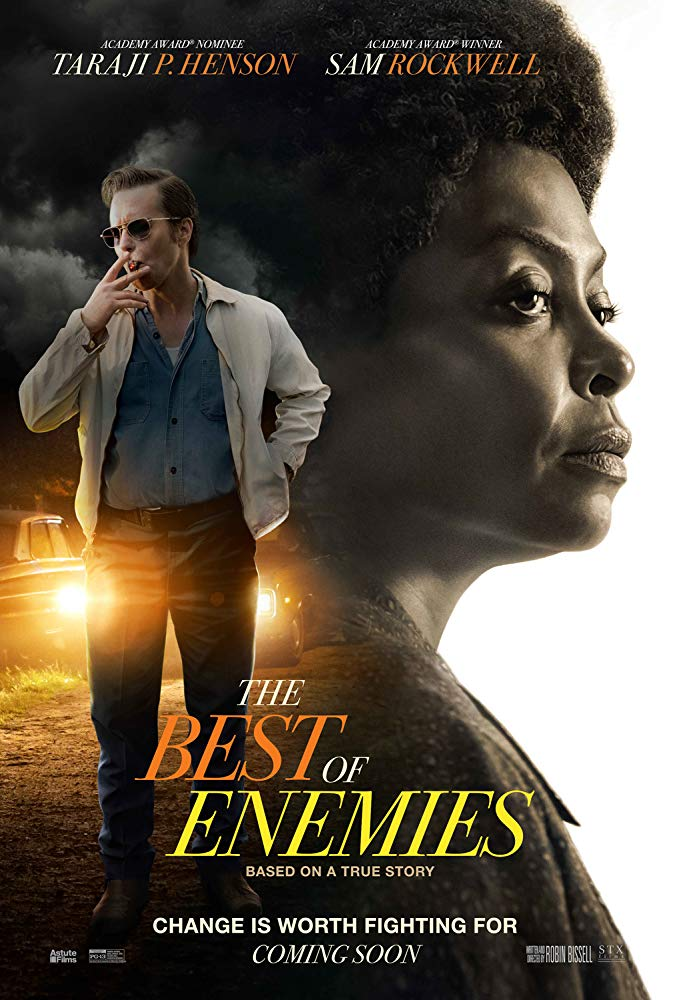 The Best of Enemies 2019 WEB-DL XviD AC3-FGT