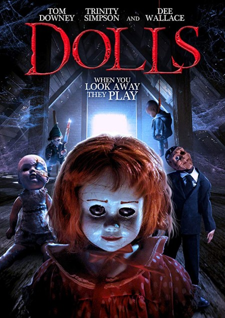 Dolls (2019) 1080p WEB DL H264 AC3 EVO