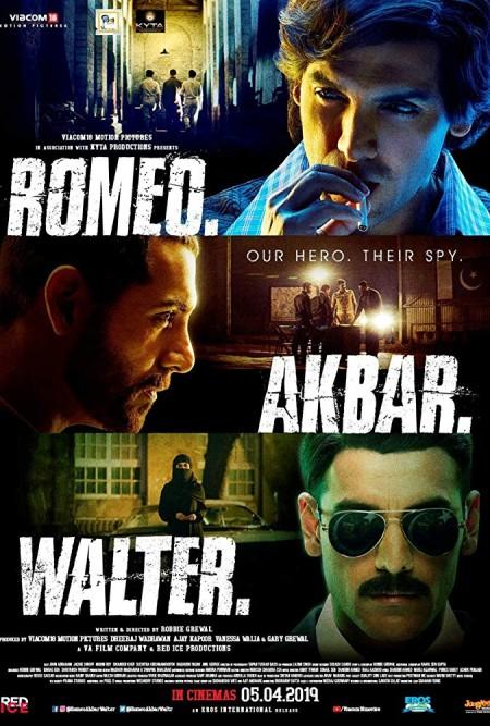 Romeo Akbar Walter 2019 Hindi 720p NF WEB DL x264 ESub MW