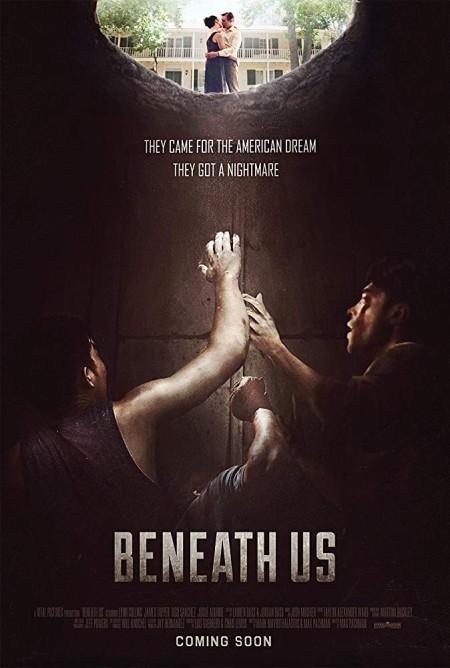 Beneath Us (2019) HDRip XviD AC3 EVO
