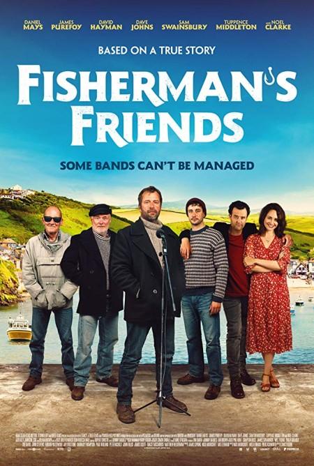 Fisherman's Friends (2019) 1080p WEB DL DD5.1 H264 CMRG