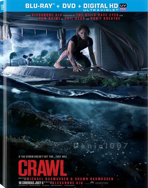 Crawl 2019 720p HDCAM 1XBET