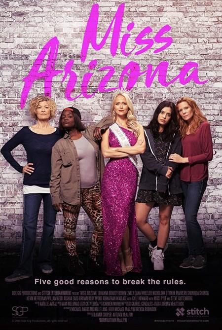 Miss Arizona (2018) 720p WEBRip 800MB x264 GalaxyRG