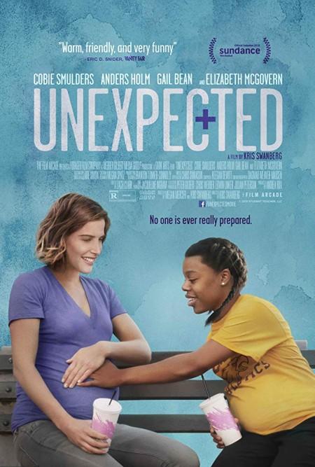 Unexpected (2015) 720p BluRay H264 AAC RARBG