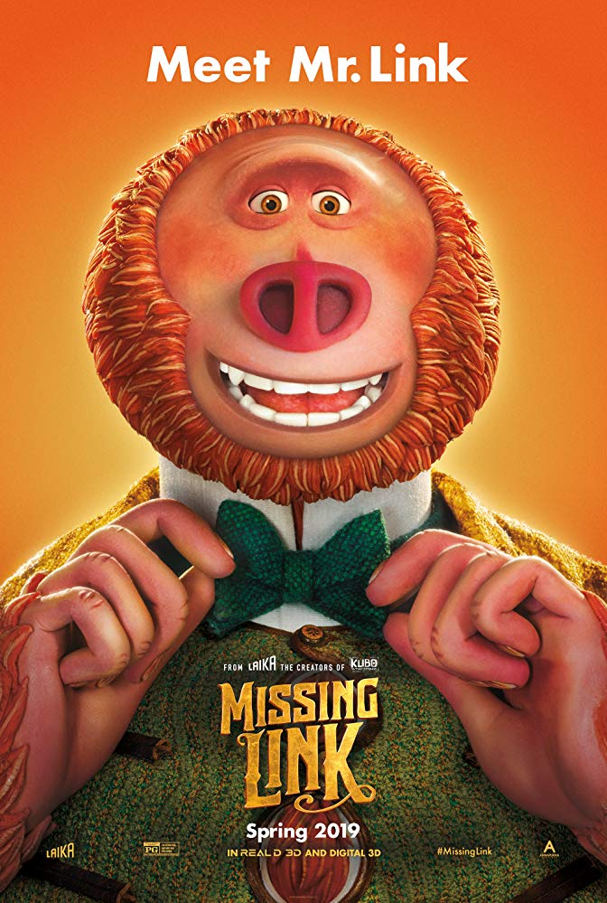 Missing Link 2019 BRRip XviD MP3-XVID