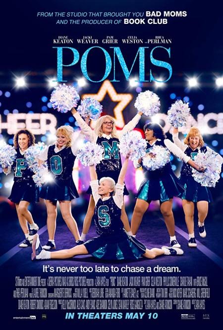 Poms (2019) 1080p WEBRip x264 RARBG
