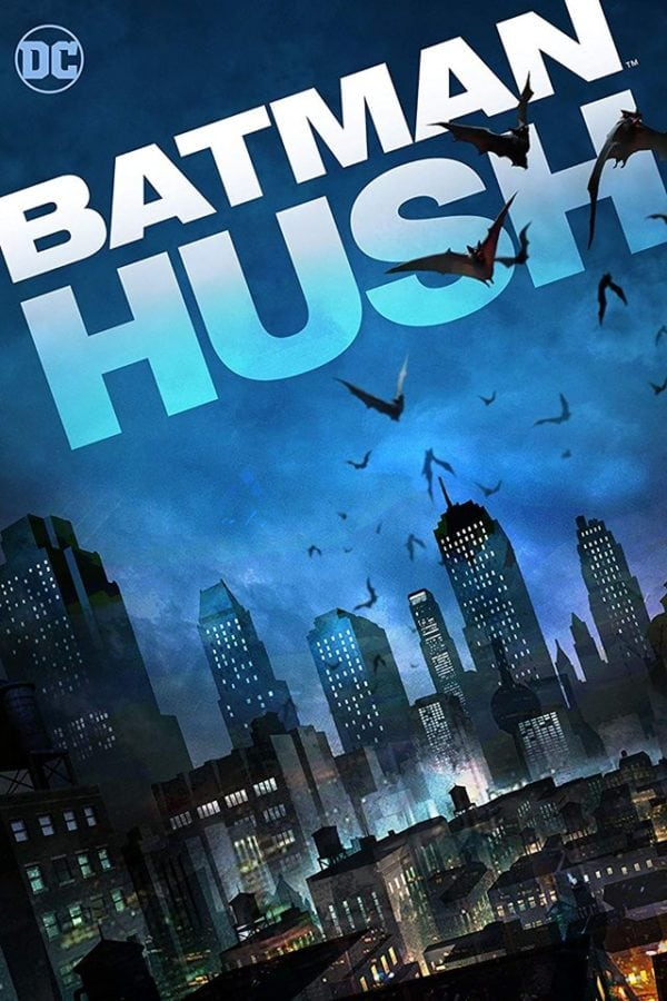 Batman Hush 2019 HDRip AC3 x264-CMRG[TGx]