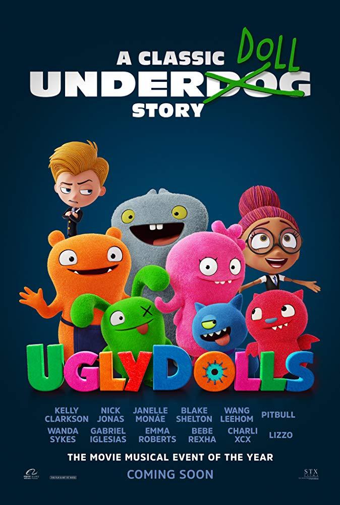 UglyDolls 2019 1080p BluRay 1400MB DD5 1 x264-GalaxyRG