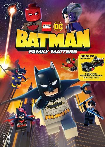 LEGO DC Batman Family Matters 2019 720p BRRip XviD AC3-XVID