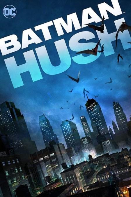 Batman Hush (2019) HDRip AC3 x264 CMRG