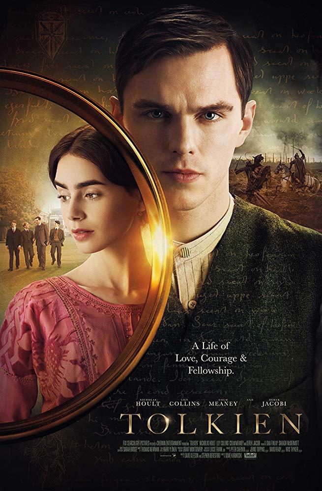 Tolkien 2019 1080p WEB-DL DD5 1 H264-CMRG[EtHD]
