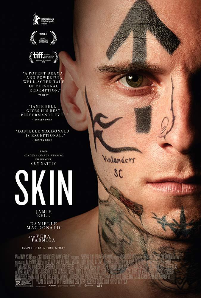 Skin 2018 1080p WEBRip 1400MB DD5 1 x264-GalaxyRG
