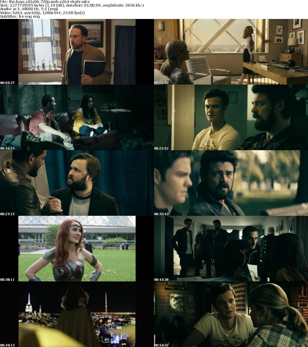 The Boys S01 720p WEBRip x264-SKGTV