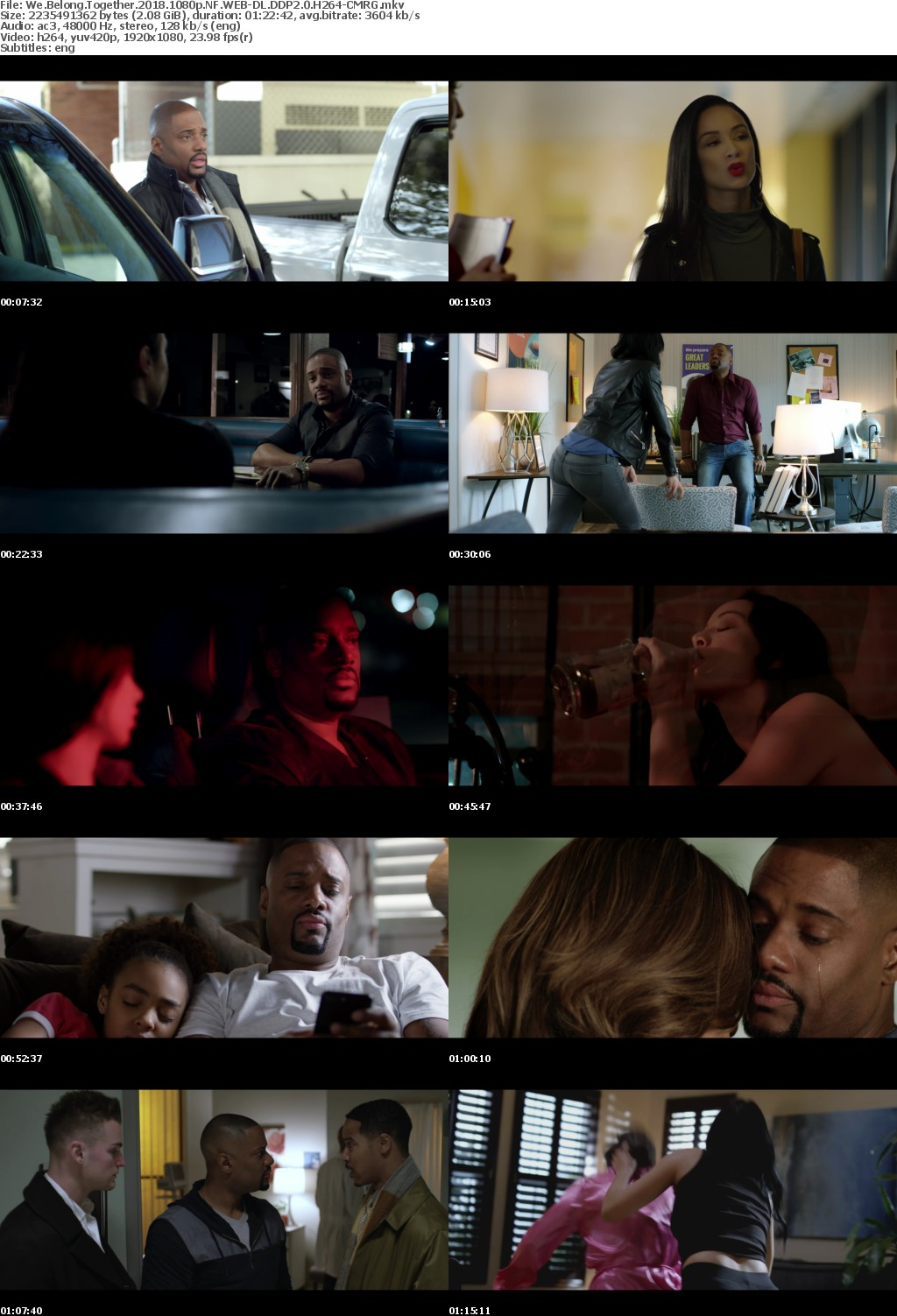 We Belong Together (2018) 1080p NF WEB DL DDP2.0 H264 CMRG