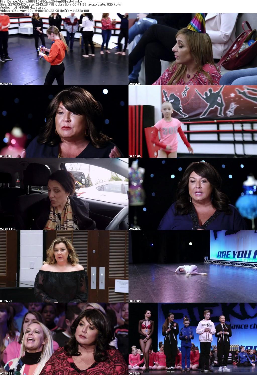 Dance Moms S08E10 480p x264 mSD