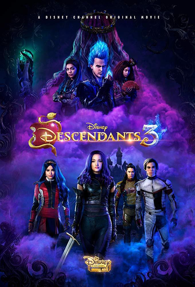 Descendants 3 2019 1080p WEB-DL X264 AC3-EVO[TGx]