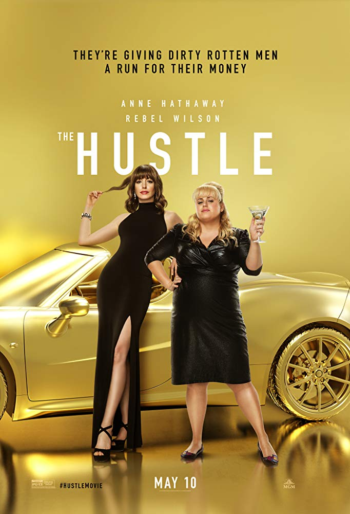 The Hustle 2019 HDRip AC3 x264-CMRG[EtMovies]