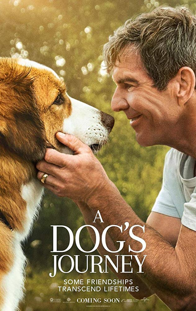 A Dogs Journey 2019 BRRip XviD AC3-EVO