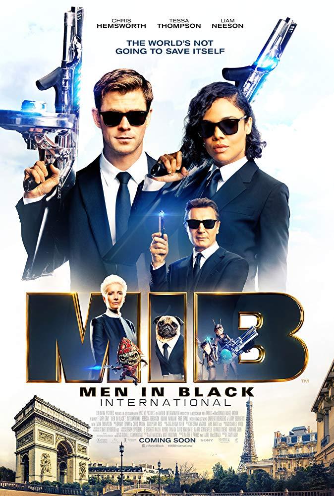 Men in Black International 2019 HEVC 1080p ENCODE AC3 x265-LEGi0N
