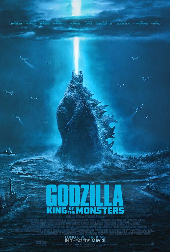 Godzilla King of the Monsters 2019 [BluRay] [720p] YIFY