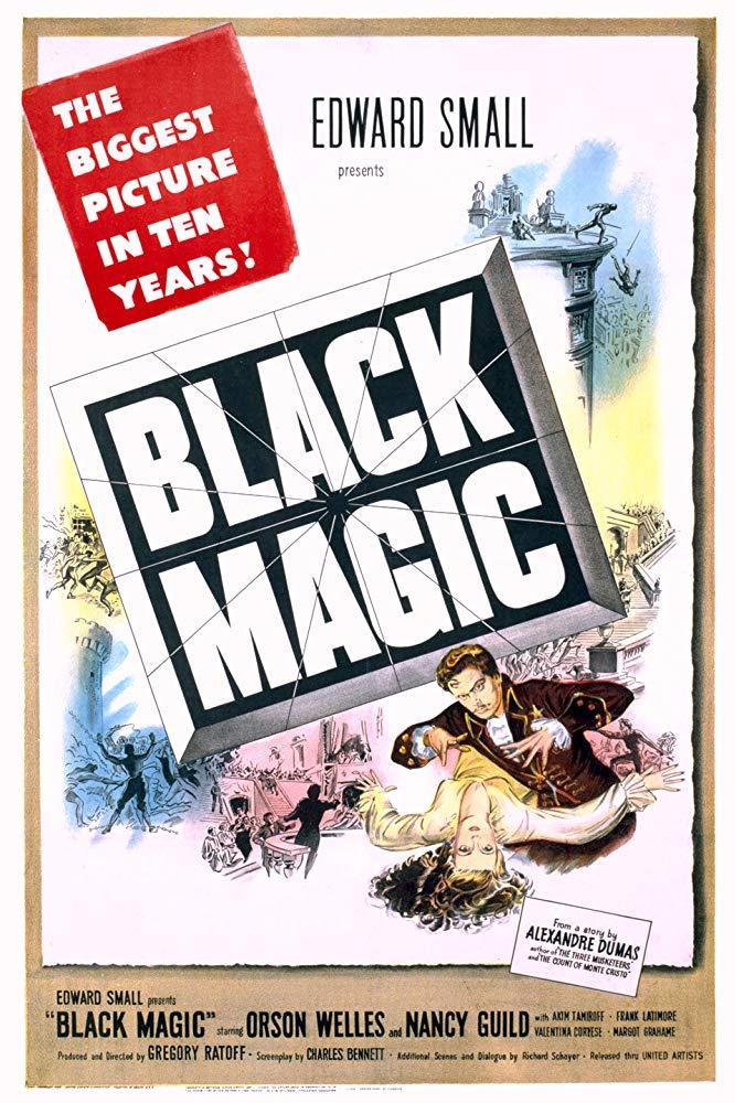 Black Magic 1949 720p BluRay x264 x0r