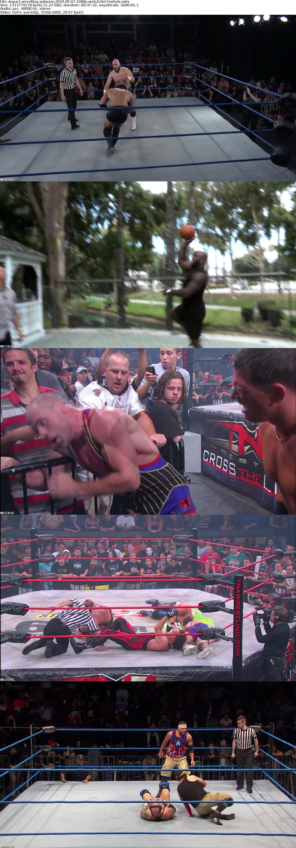iMPACT Wrestling Xplosion 2019 09 07 1080p WEB H264-LEViTATE