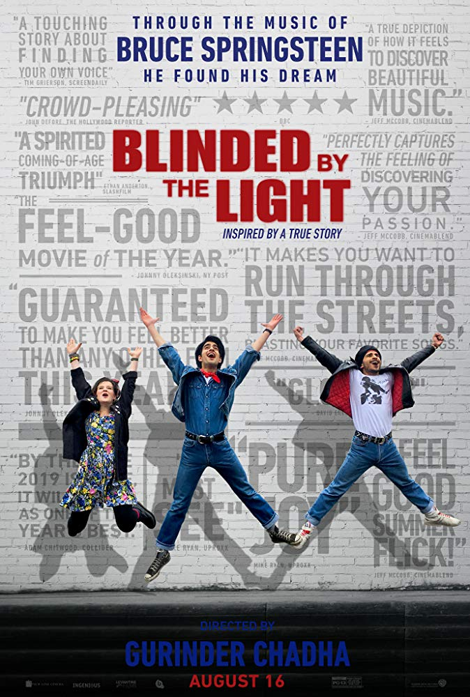Blinded by the Light 2019 [WEBRip] [1080p] YIFY