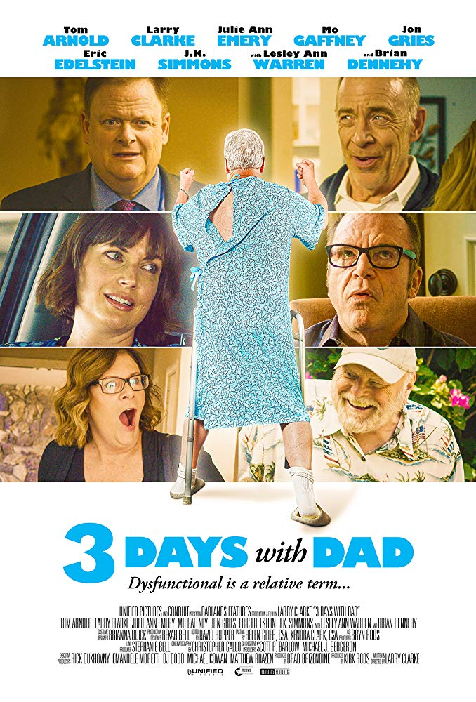 3 Days With Dad 2019 HDRip XviD AC3-EVO[EtMovies]