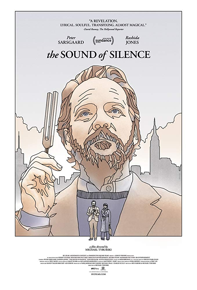 The Sound of Silence 2019 [WEBRip] [720p] YIFY