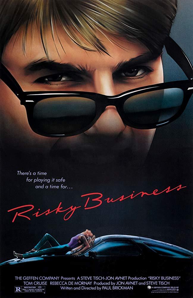 Risky Business 1983 720p BluRay x264-x0r