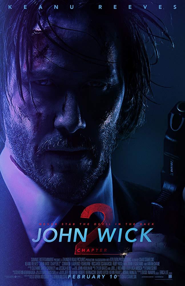 John Wick Chapter 2 2017 (1080p BluRay x265 HEVC 10bit AAC 7 1 Q22 Joy) [UTR]