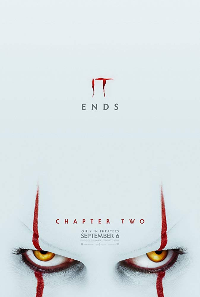 It Chapter Two 2019 HC HDRip AC3 x264-CMRG