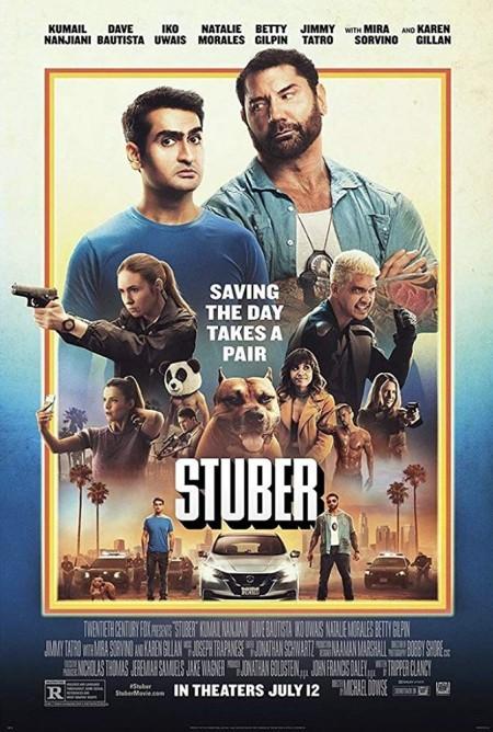 Stuber 2019 720p WEB DL DD5 1 H264