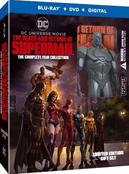 The Death and Return of Superman (2019) 720p WEBRip 900MB x264-GalaxyRG