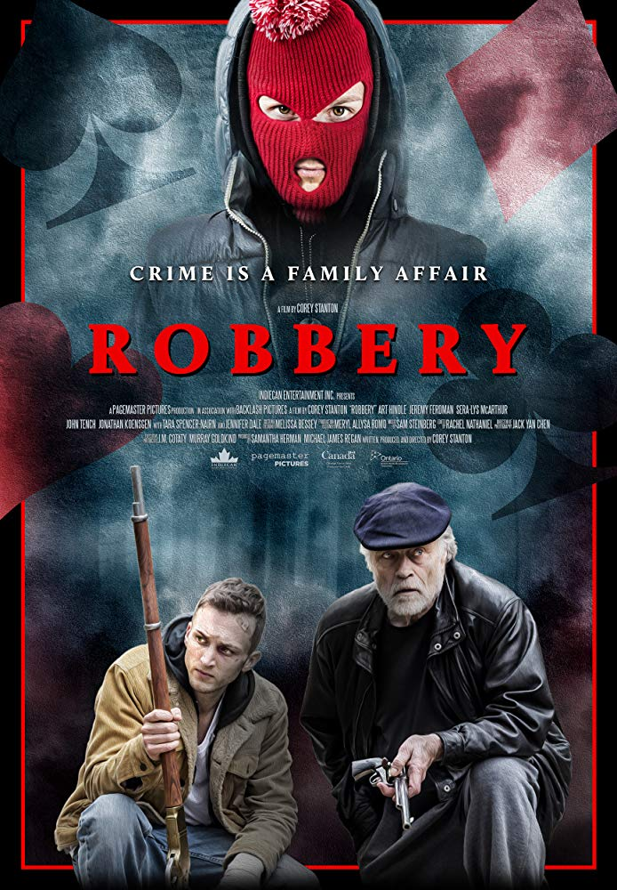 Robbery 2018 720p WEB-DL XviD AC3-FGT