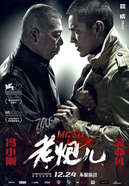 Mr Six 2015 CHINESE BRRip XviD MP3-VXT