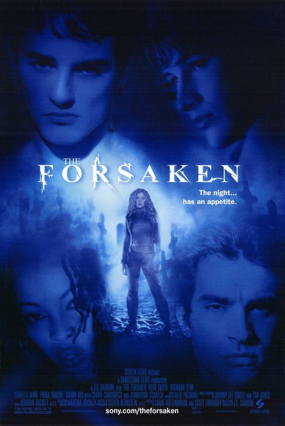 The Forsaken 2001 [BluRay] [720p] YIFY