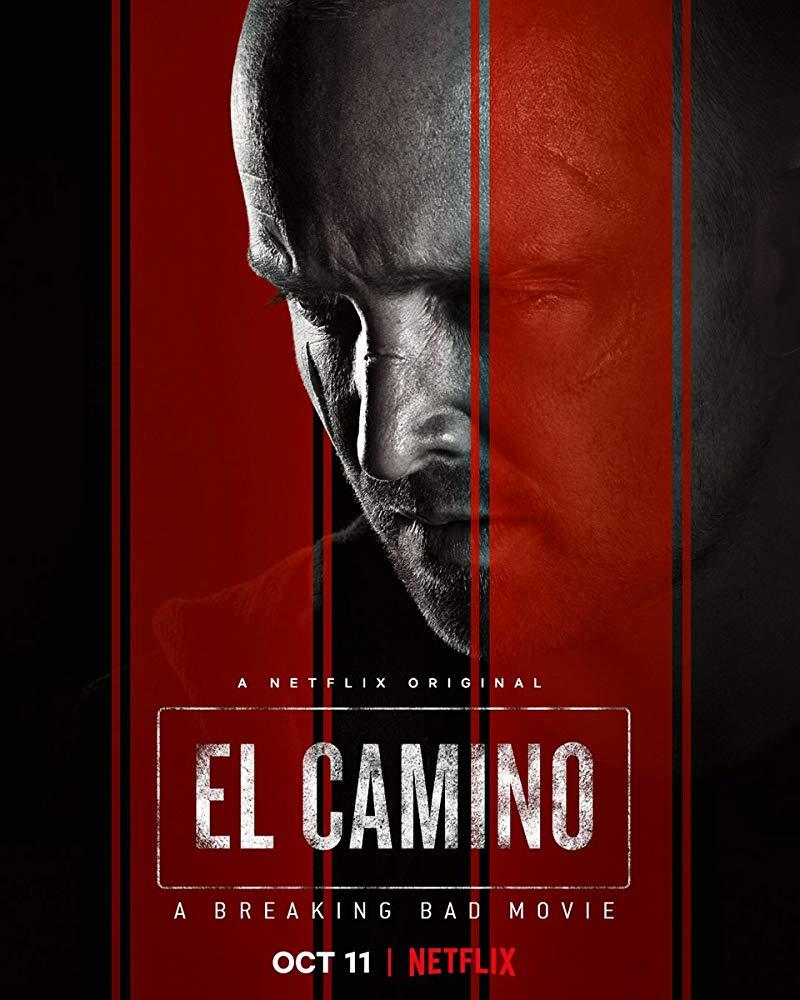 El Camino A Breaking Bad Movie 2019 1080p WEBRiP x264 AC3-RPG