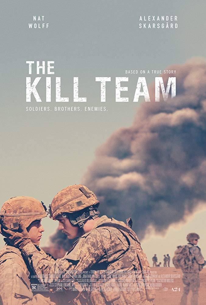The Kill Team 2019 720p WEB-DL XviD AC3-FGT