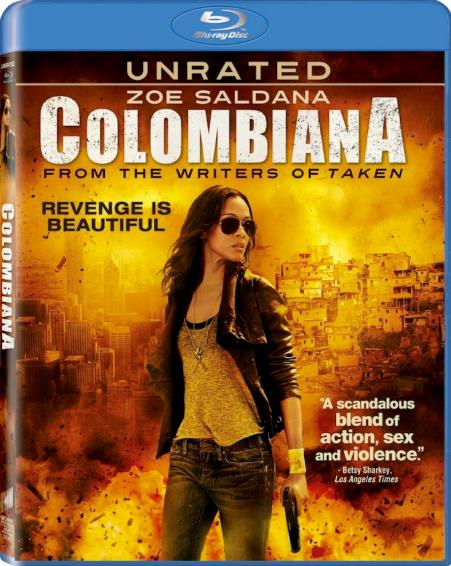 Colombiana (2011) 720p BluRay Dual Audio Eng Hindi ESubs-DLW