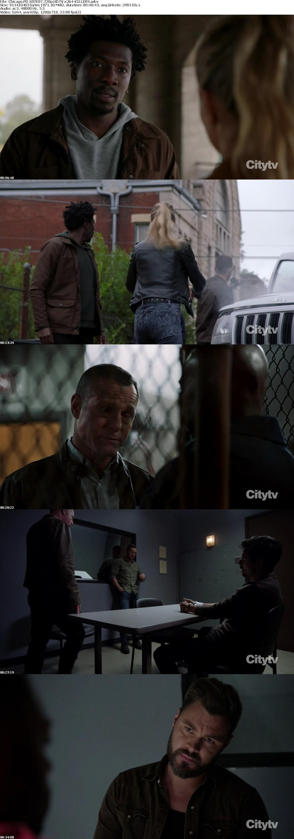 Chicago PD S07E07 720p HDTV x264-KILLERS