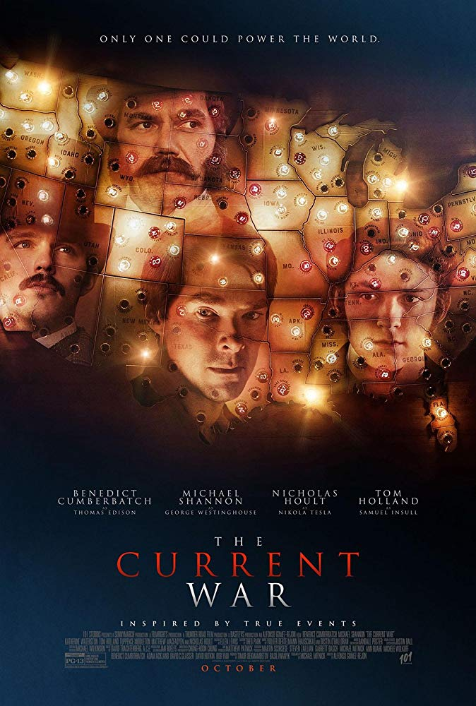 The Current War 2017 720p BluRay x264 x0r