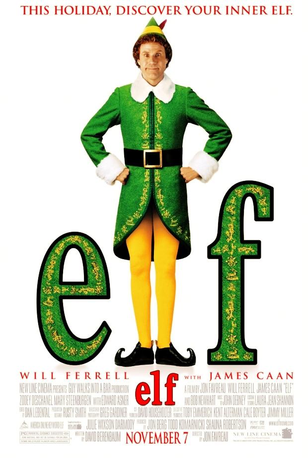 Elf 2003 720p BluRay x264 x0r