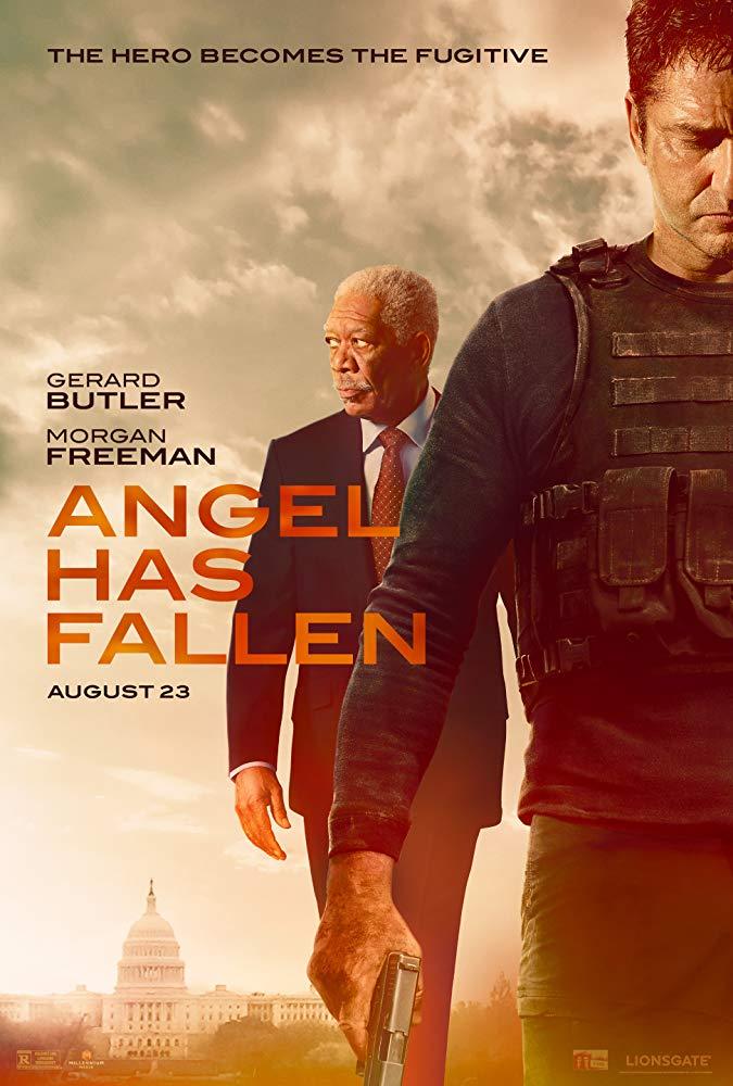 Angel Has Fallen 2019 1080p Bluray Atmos TrueHD 7 1 x264-EVO