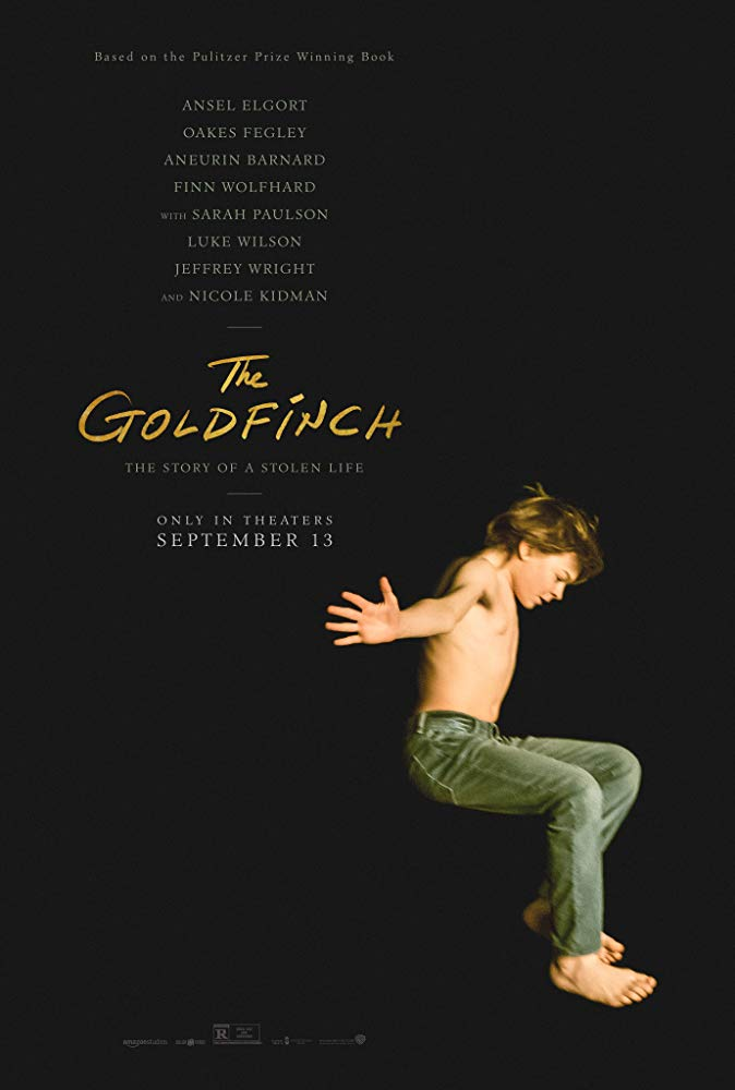 The Goldfinch 2019 BDRip x264-GECKOS