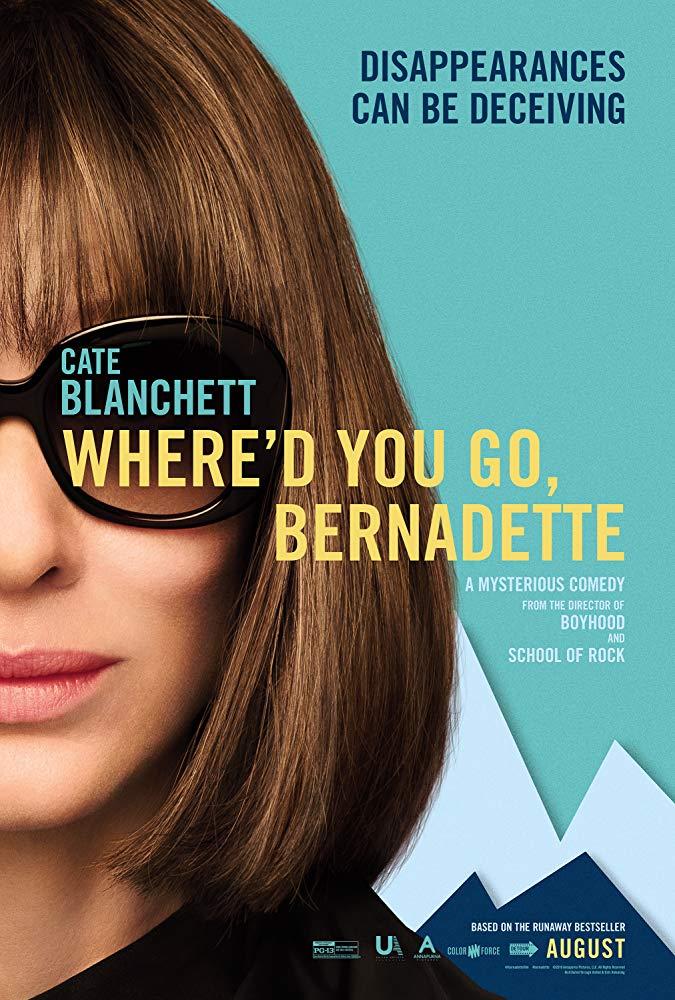 Whered You Go Bernadette 2019 720p BluRay H264 AAC-RARBG