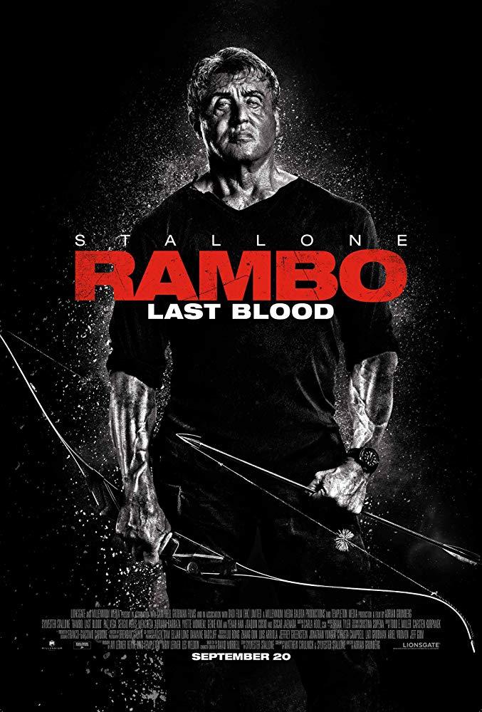 Rambo Last Blood 2019 HC HDRip XviD AC3-EVO