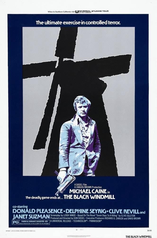 The Black Windmill 1974 720p BluRay x264-x0r
