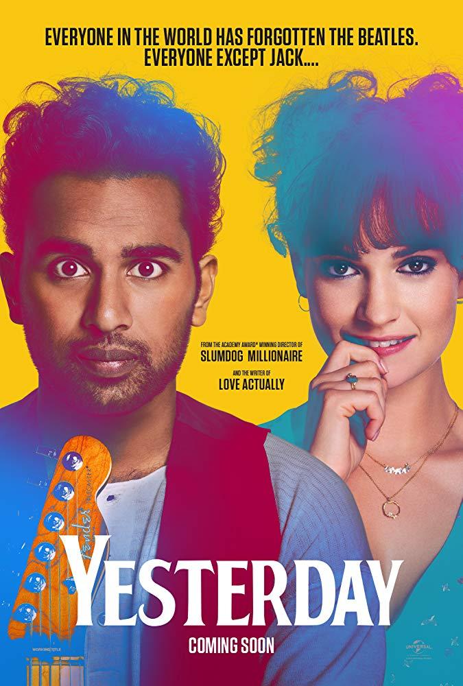 Yesterday 2019 DVDR-JFKDVD