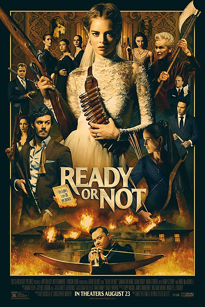 Ready Or Not 2019 1080P Bluray X264- Obey[TGx]